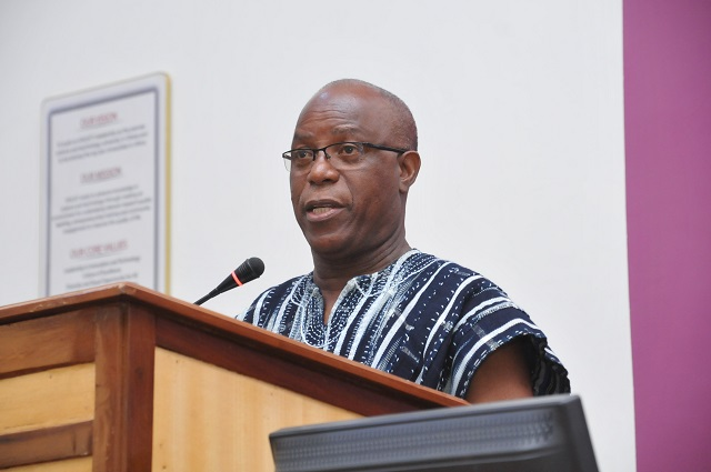 Professor Robert Clement Abaidoo, Director, Office of Grants and Research/Principal Investigator (PI) on the Building Stronger Universities (BSU)