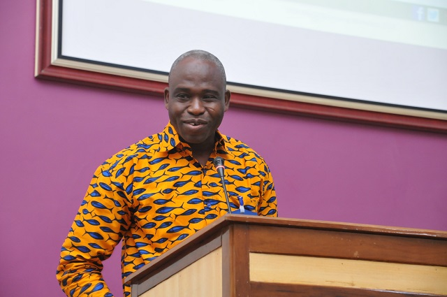 Professor Seidu Al-Alhassan, Pro Vice-Chancellor of the University of Development Studies (UDS)